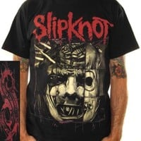 Slipknot T-Shirt - Faces Collage