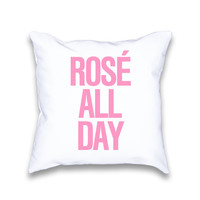 Ros‰ۡóÁÌ_́ÌÎ_̴Ìö?í«̴å© All Day Typography Pillow