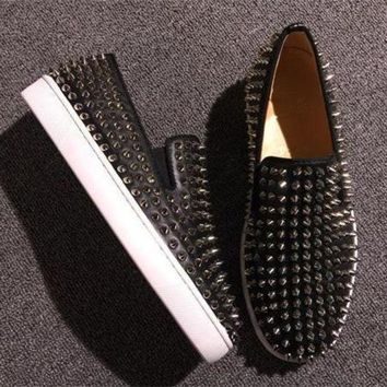 DCCK2 Cl Christian Louboutin Flat Style #691
