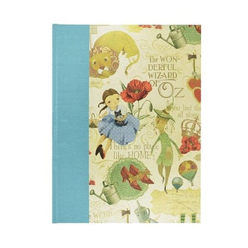 Baby Keepsake Memory Book Wizard of OZ