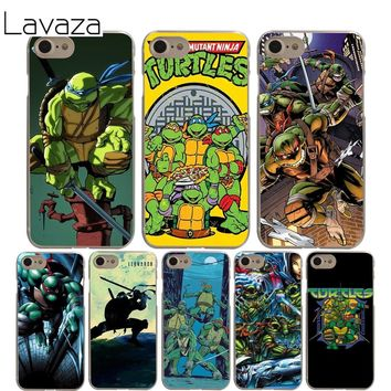 Lavaza mutant ninja turtles Case for iPhone XS Max XR X 8 7 6 6S Plus 5 5s se