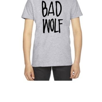 Bad Wolf - Youth T-shirt