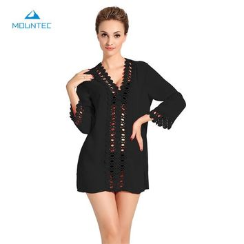 Swimming Pool beach Beach Dress Cover-ups Tunics Women Beachwear Summer Beach Dress Cover Up Beach Accessories Swimwear Dress Swim Cover UpSwimming Pool beach KO_14_1