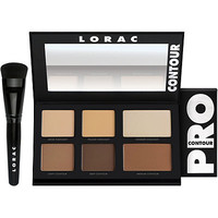 Lorac PRO Contour Palette with Contour Brush | Ulta Beauty