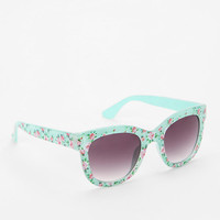 Urban Outfitters - Ditsy Floral Sunglasses