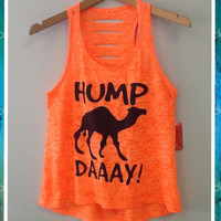 Tank Top- HUMP DAY