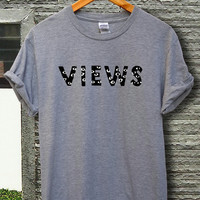 views shirt drake views shirt views t shirt views tshirt views t-shirt views tank views sweatshirt size S,M,L,XL