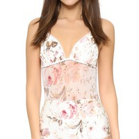 Eden Picot One Piece