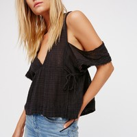 Free People FP One Gauze Indus Top