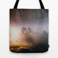 Cleansing Tote Bag by HappyMelvin