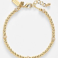 Women's kate spade new york 'how charming' beaded bracelet