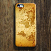 Retro Yellow World Map iPhone 6s Case iPhone 6 plus Case Ethnic iPhone 5S 5 iPhone 5C iPhone 4S Case Galaxy S6 Edge S6 S5 S4 Note 3 Case 086 - Edit Listing - Etsy