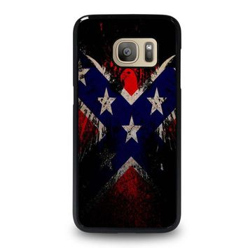 BROWNING REBEL FLAG Samsung Galaxy S7 Case Cover