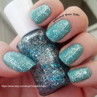 Handmade Nail Lacquer. 3 Free Nail Lacquer by Chase Me Nails. Plead the 5th. Cruelty Free.