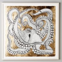 Sea Dweller Wall Art by Sullivan Elaine Anlyan