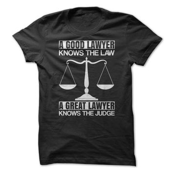 A Good Lawyer A Great Lawyer