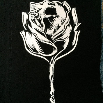 Rose of death Patch | Patches | Punk