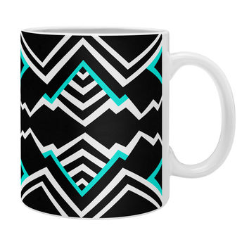 Elisabeth Fredriksson Wicked Valley Pattern 2 Coffee Mug