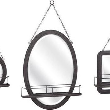 Ella Elaine Shaving Mirrors - Set of 3