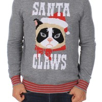 Cat Christmas Sweater | Tipsy Elves