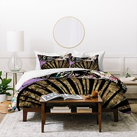 Amy Smith Playing Coy Duvet Cover