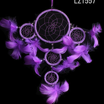 Pale Violet Ring Birthday Gifts Dream Catcher [6284169222]