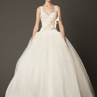 Wedding Dresses, Bridal Gowns by Vera Wang | Fall 2013