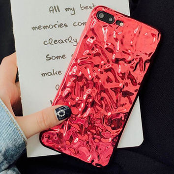 Melt Away iPhone Cases