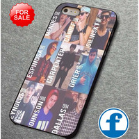 magcon boys date born for iphone, ipod, samsung galaxy, HTC and Nexus phone case