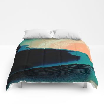 CliffHanger Comforters by DuckyB