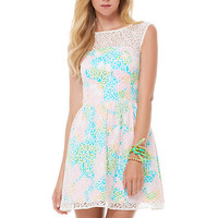 Pennie V-Neck Shift Dress - Lilly Pulitzer