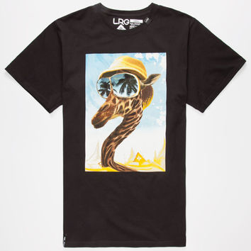 Lrg Mind Blown Mens T-Shirt Black  In Sizes