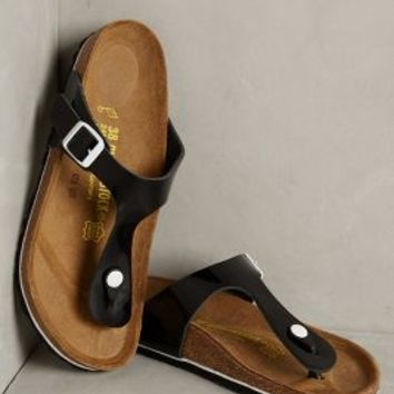 Birkenstock Gizeh Sandals Black