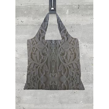 Carved Marble F Tote 2