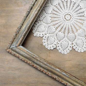 """Rustic Wood Picture Frame 16"""" x 20"""""""