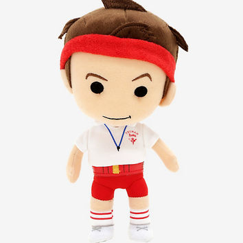 Supernatural Gym Coach Dean Q-Pals Plush