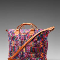 STELA 9 Allende Weekender in Pink Multi from REVOLVEclothing.com