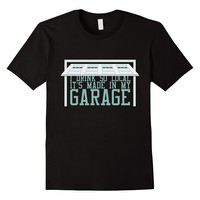 I Drink So Local It's Made In My Garage Beer Brewing T-Shirt