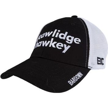 BarDown #CawlidgeHawkey Snapback Hat