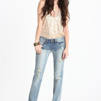 Forever Torn Boyfriend Jeans by Blank NYC - $78.00 : ThreadSence.com, Your Spot For Indie Clothing & Indie Urban Culture
