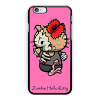 Zombie Hello Kitty Poster Design iPhone 6 Plus Case