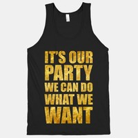 It's Our Party