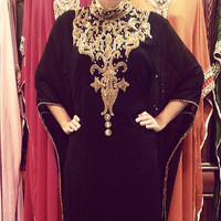 Alabia jalabia dubai fancy kaftan farasha wedding gown