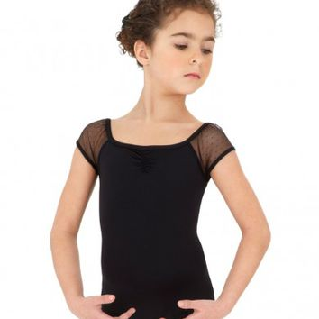 Rosie Cap Sleeve Leotard - Child | Childrens Leotards | Capezio | Capezio