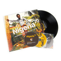 Strut: Nigeria 70 - The Definitive Story Of 1970's Funky Lagos (180g) Vinyl 3LP+CD