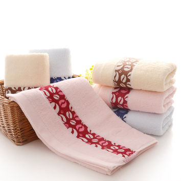 Bedroom On Sale Hot Deal Cotton Simple Design Luxury Gifts Towel [6381731974]