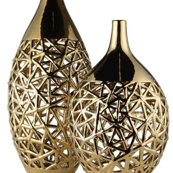 Spun Vase | Vases | Home Accents | Decor | Z Gallerie