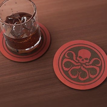Hydra Drink Coaster