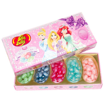 Jelly Belly Disney Princess Jelly Beans Candy: 5 Flavor Assortment Gif
