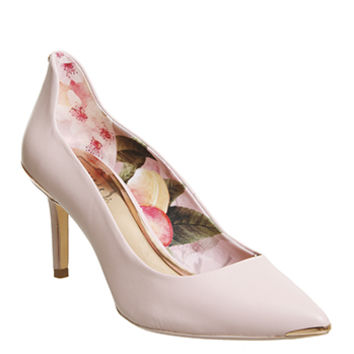 Ted Baker Vyixyn 2 Court Heels Blossom Pink - High Heels
